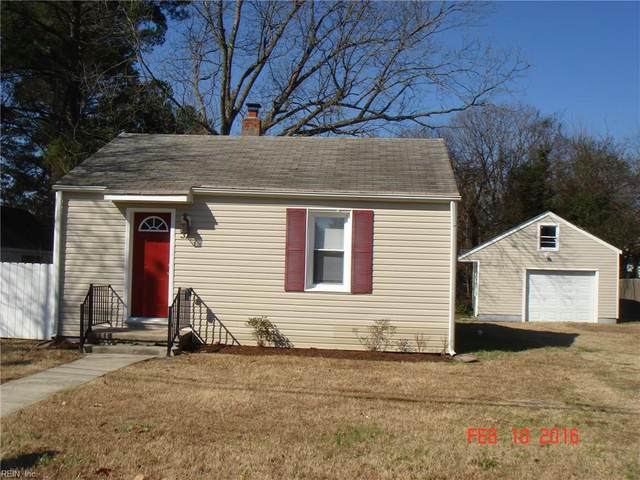 31 Pollux Cir E, Portsmouth, VA 23701 (#10399450) :: Austin James Realty LLC