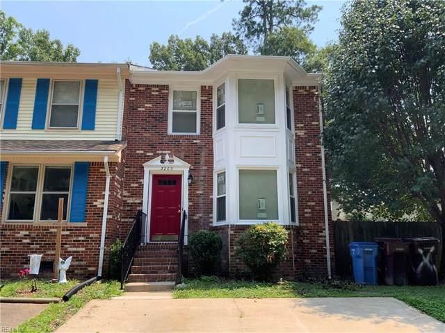 3205 Radcliffe Ln, Chesapeake, VA 23321 (#10399514) :: Austin James Realty LLC
