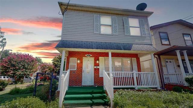 418 Middlesex St, Norfolk, VA 23523 (#10399531) :: Berkshire Hathaway HomeServices Towne Realty