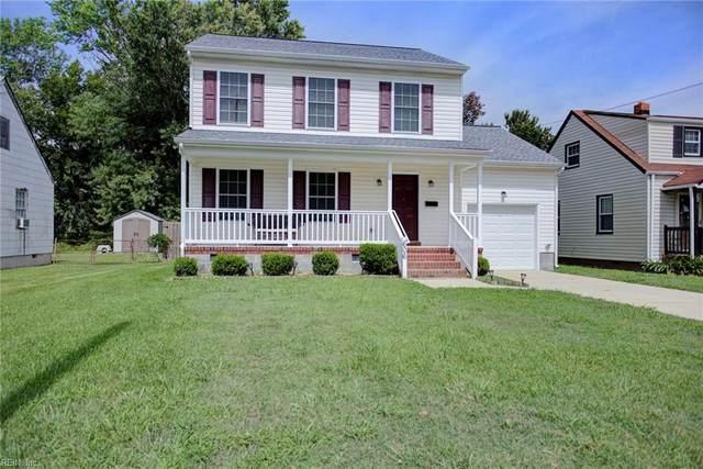 606 Chapel St, Hampton, VA 23669 (#10399542) :: The Kris Weaver Real Estate Team