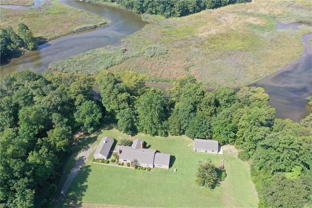 3457 Hog Island Rd, Surry County, VA 23883 (#10399550) :: RE/MAX Central Realty