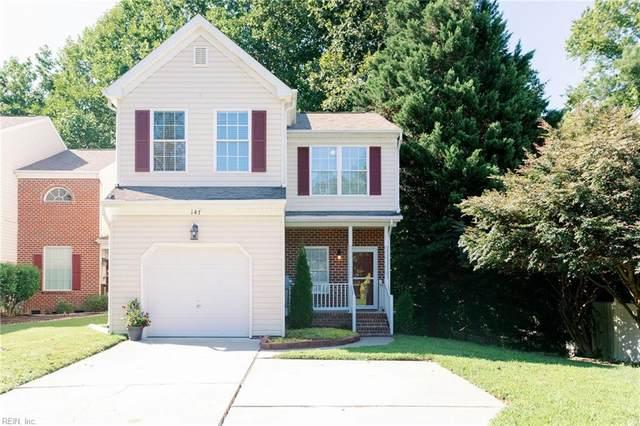 147 Creekshire Cres, Newport News, VA 23603 (#10399554) :: Berkshire Hathaway HomeServices Towne Realty