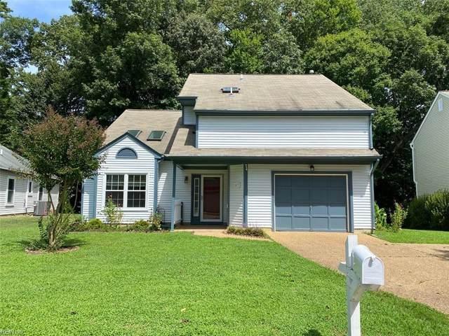 247 Huntstree Pl, Newport News, VA 23602 (#10399556) :: Avalon Real Estate