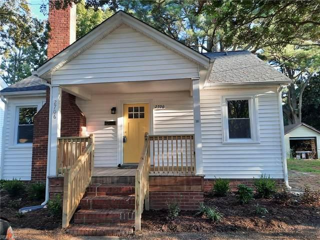 2706 Neal St, Hampton, VA 23661 (#10399558) :: Berkshire Hathaway HomeServices Towne Realty