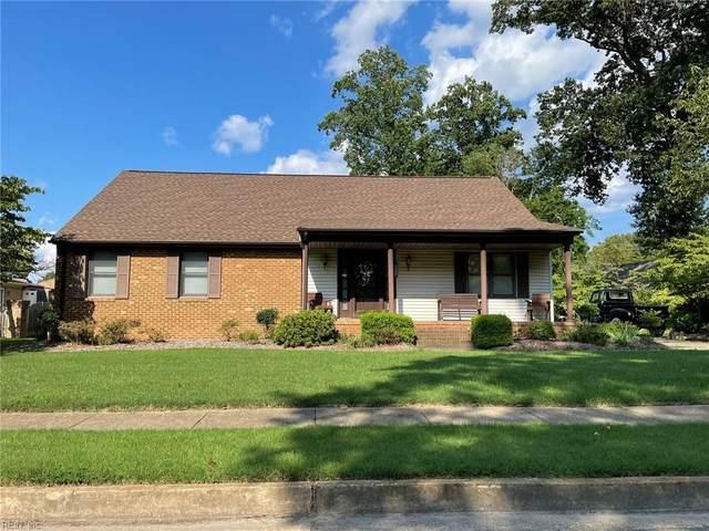 7504 Honeysuckle Rd, Norfolk, VA 23518 (#10399570) :: Team L'Hoste Real Estate
