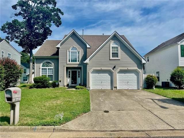 782 Michelle Dr, Newport News, VA 23601 (#10399580) :: The Kris Weaver Real Estate Team