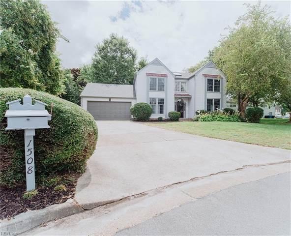 1508 Dedham Cir, Virginia Beach, VA 23456 (#10399601) :: Berkshire Hathaway HomeServices Towne Realty