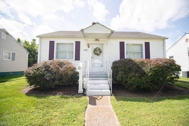 639 Waukesha Ave, Norfolk, VA 23509 (#10399608) :: Atlantic Sotheby's International Realty
