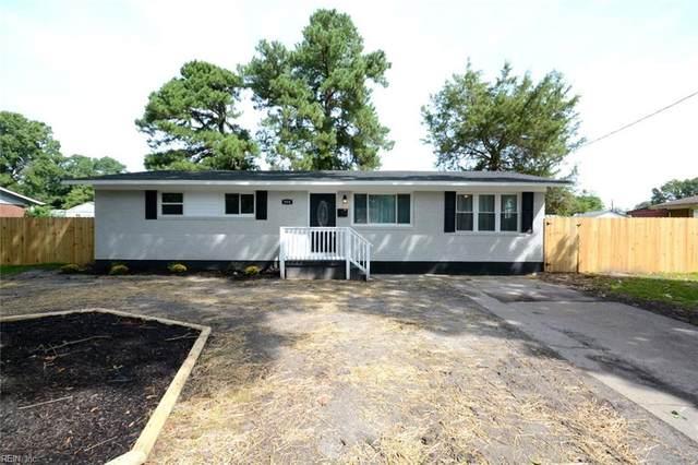 908 Roosevelt Blvd, Portsmouth, VA 23701 (#10399635) :: The Kris Weaver Real Estate Team