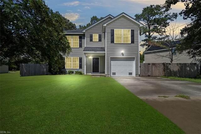 2020 Broadmoor Ave, Chesapeake, VA 23323 (#10399642) :: Berkshire Hathaway HomeServices Towne Realty