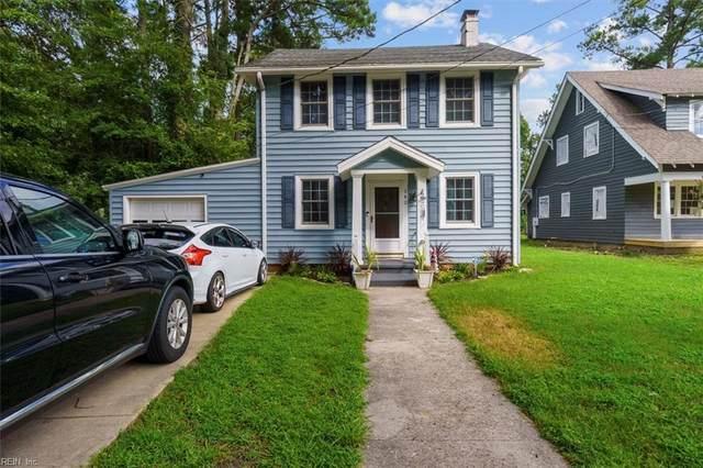142 Brewer Ave, Suffolk, VA 23434 (#10399660) :: Team L'Hoste Real Estate
