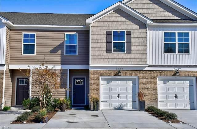 1233 Parkley Dr, Chesapeake, VA 23320 (#10399682) :: Berkshire Hathaway HomeServices Towne Realty
