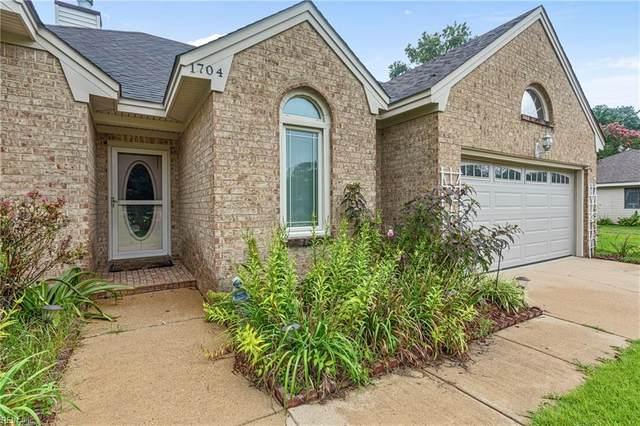 1704 Silo Ct, Virginia Beach, VA 23456 (#10399708) :: Avalon Real Estate