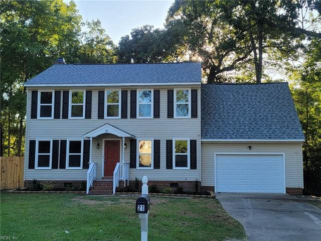 21 Windy Pines Cres, Portsmouth, VA 23703 (#10399710) :: Avalon Real Estate