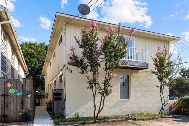118 84th St B, Virginia Beach, VA 23451 (#10399738) :: Berkshire Hathaway HomeServices Towne Realty