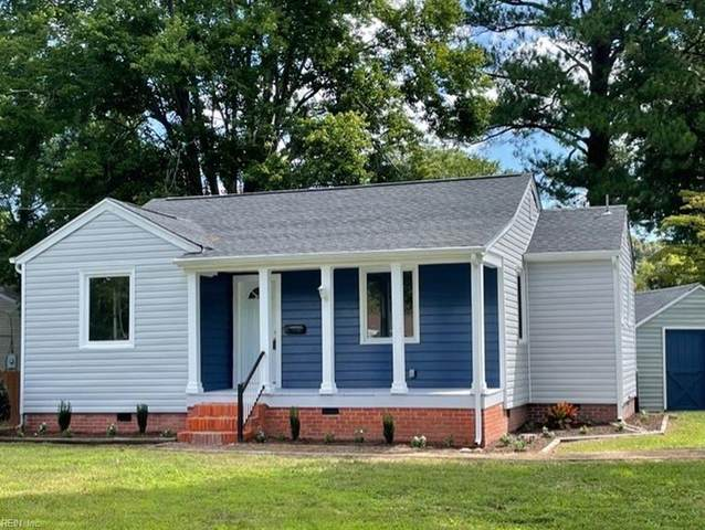 14 W Commodore Dr, Newport News, VA 23601 (#10399739) :: The Kris Weaver Real Estate Team