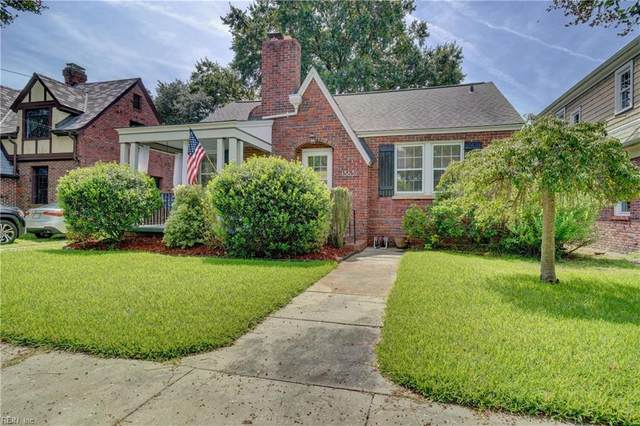 1363 Magnolia Ave, Norfolk, VA 23508 (#10399753) :: The Kris Weaver Real Estate Team