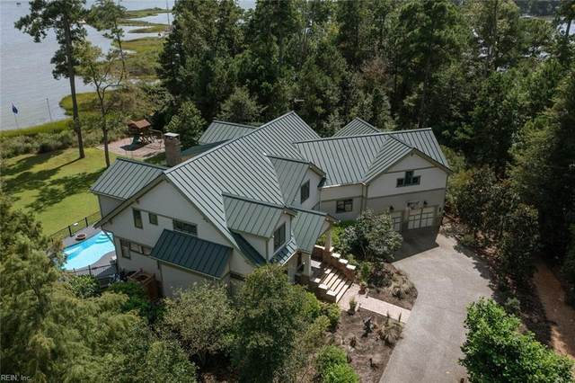 812 Ship Point Rd, York County, VA 23692 (#10399762) :: Berkshire Hathaway HomeServices Towne Realty