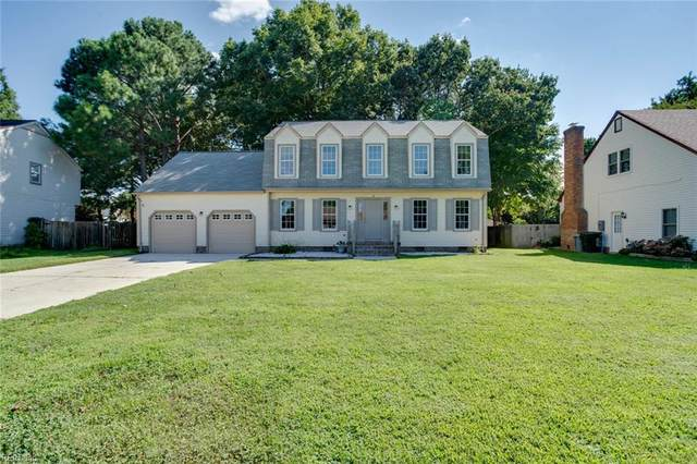 18 Sarfan Dr, Hampton, VA 23664 (#10399794) :: Team L'Hoste Real Estate