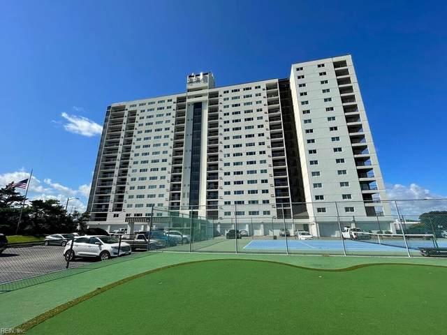 3288 Page Ave #703, Virginia Beach, VA 23451 (#10399834) :: The Kris Weaver Real Estate Team
