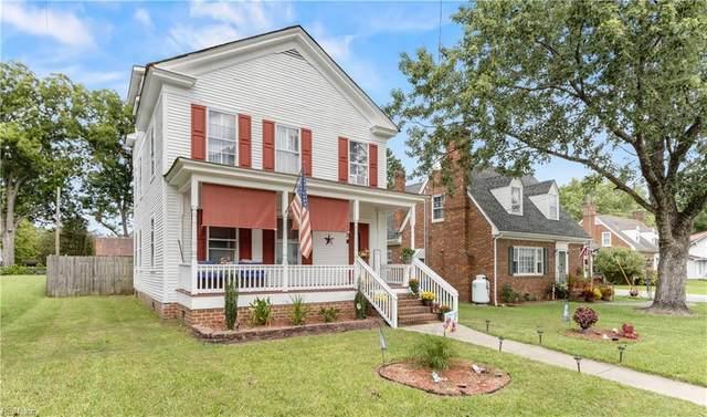 202 Wilson Ave, Sussex County, VA 23888 (#10399843) :: Atlantic Sotheby's International Realty