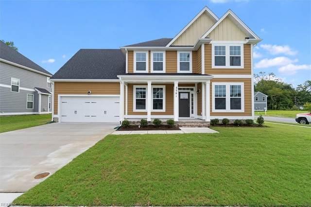 3501 Silver Fox Trce, Chesapeake, VA 23323 (#10399879) :: Berkshire Hathaway HomeServices Towne Realty