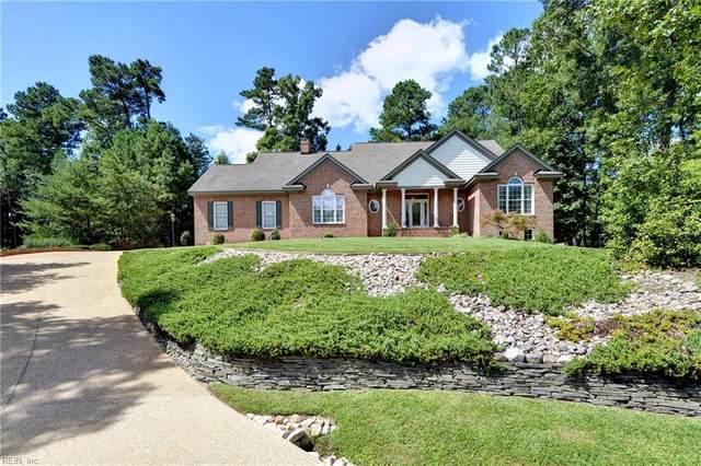 105 Sunningdale, James City County, VA 23188 (#10399925) :: Austin James Realty LLC