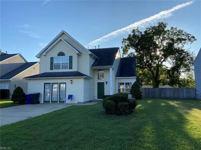 495 Reddick Rd, Newport News, VA 23608 (#10400026) :: The Kris Weaver Real Estate Team