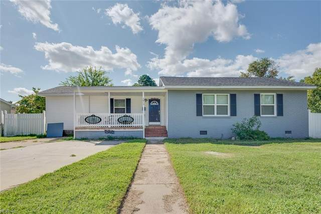 3813 Greenwood Dr, Portsmouth, VA 23701 (#10400039) :: Berkshire Hathaway HomeServices Towne Realty