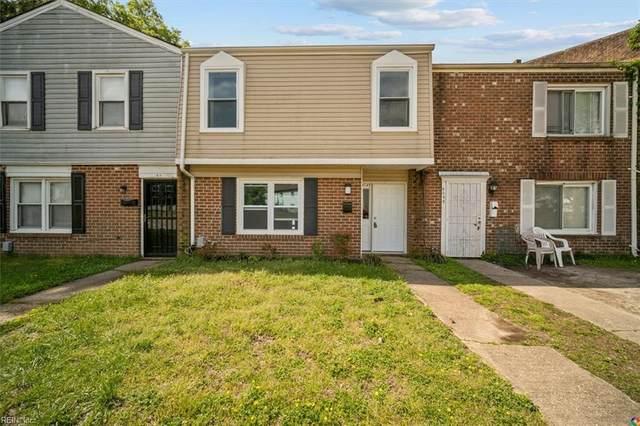 4045 Holly Cove Dr, Chesapeake, VA 23321 (#10400067) :: Verian Realty