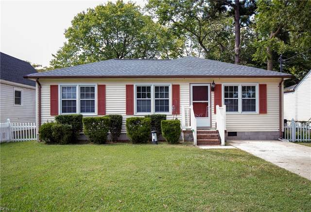 1115 Laurel Ave, Chesapeake, VA 23325 (#10400079) :: Austin James Realty LLC