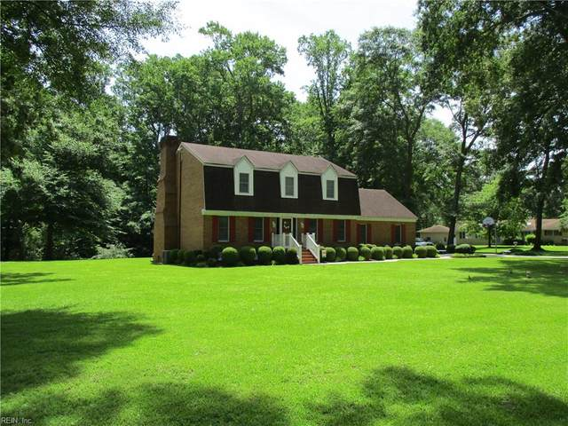 4916 Fennell Ln, Suffolk, VA 23435 (#10400090) :: RE/MAX Central Realty