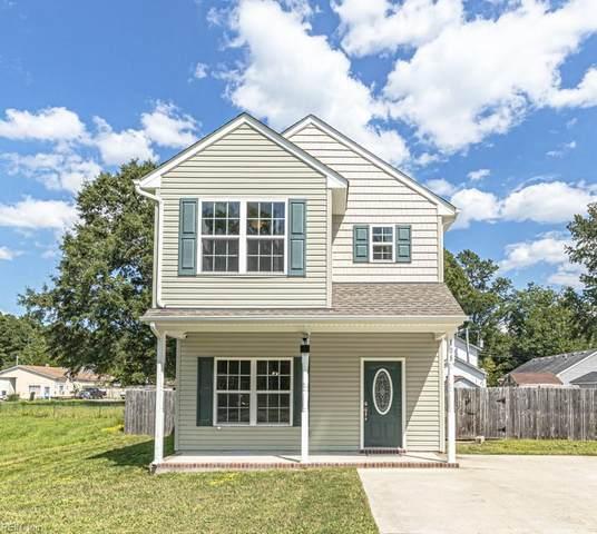 108 Crocker St, Suffolk, VA 23434 (#10400093) :: The Kris Weaver Real Estate Team