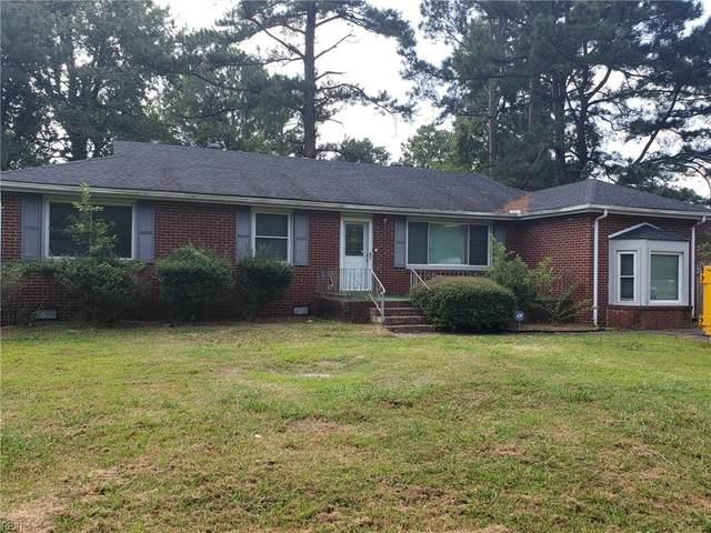 4841 W West Norfolk Rd, Portsmouth, VA 23703 (#10400099) :: Team L'Hoste Real Estate
