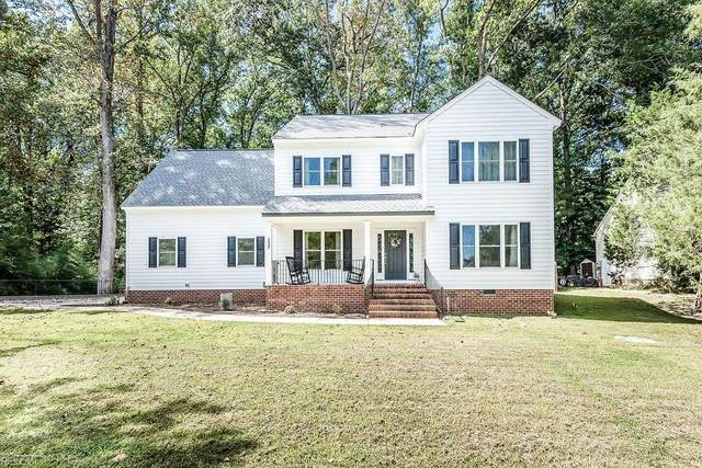 125 Riverview Plantation Dr, James City County, VA 23188 (#10400108) :: Atkinson Realty