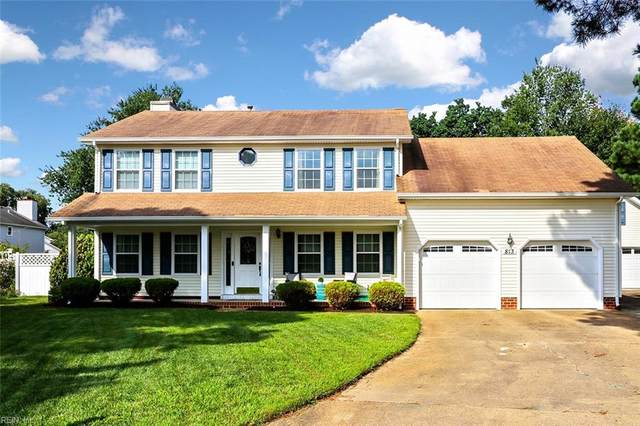 813 Galvani Ct, Virginia Beach, VA 23454 (#10400125) :: Rocket Real Estate