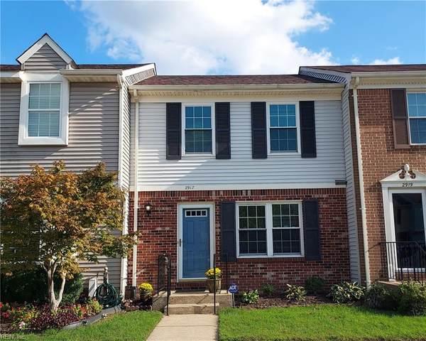 2917 Szetela Ct, Hampton, VA 23666 (#10400128) :: Team L'Hoste Real Estate