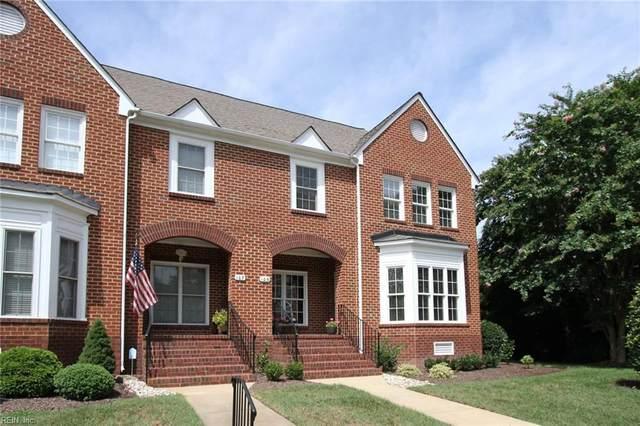 109 Edith Wharton Sq, Newport News, VA 23606 (#10400151) :: Verian Realty