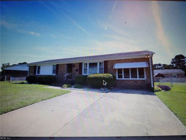 1209 S Carrington Cres, Portsmouth, VA 23701 (#10400178) :: The Kris Weaver Real Estate Team