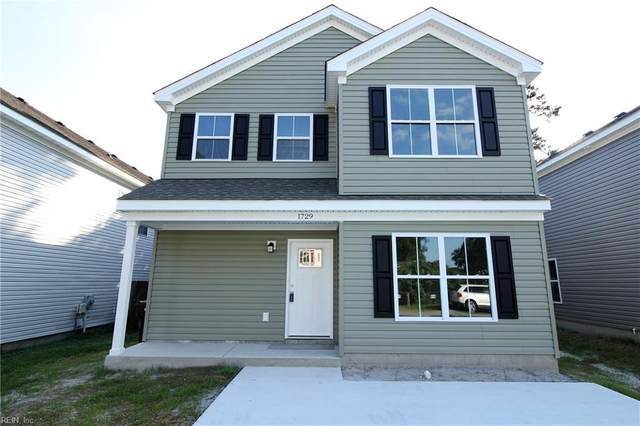 1729 Speedy Ave, Chesapeake, VA 23320 (#10400188) :: Austin James Realty LLC
