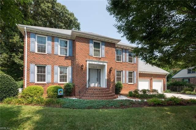 1413 Sir Richard Rd, Virginia Beach, VA 23455 (#10400208) :: The Kris Weaver Real Estate Team