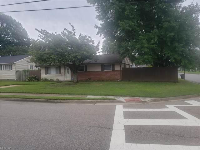 410 Fort Worth St, Hampton, VA 23669 (#10400215) :: Team L'Hoste Real Estate