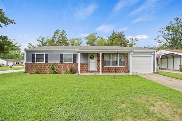 1 Marldale Dr, Hampton, VA 23666 (#10400219) :: Berkshire Hathaway HomeServices Towne Realty