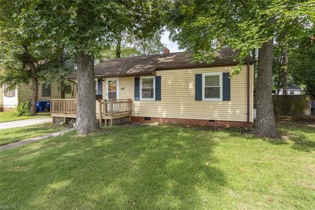 412 E Gilpin Ave, Norfolk, VA 23503 (#10400290) :: RE/MAX Central Realty