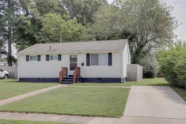 108 E Weaver Rd, Hampton, VA 23666 (#10400298) :: Rocket Real Estate