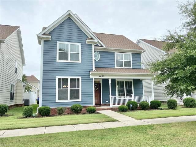 1679 Briarfield Rd, Hampton, VA 23669 (#10400311) :: Rocket Real Estate