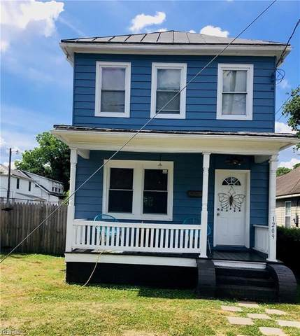 1209 Highland Ave, Portsmouth, VA 23704 (#10400312) :: Austin James Realty LLC