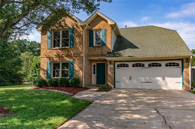 2201 Huckleberry Trl, Virginia Beach, VA 23456 (#10400329) :: Avalon Real Estate