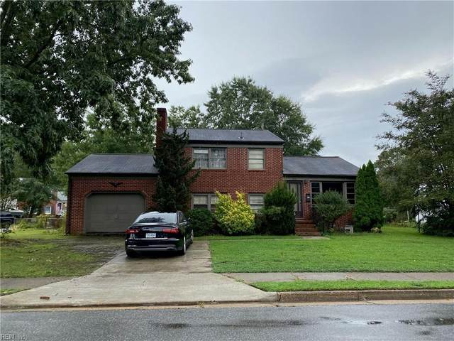 222 Clemwood Pw, Hampton, VA 23669 (#10400334) :: Austin James Realty LLC