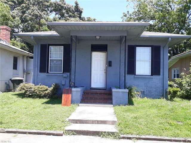 354 Maple Ave, Newport News, VA 23607 (#10400337) :: Berkshire Hathaway HomeServices Towne Realty